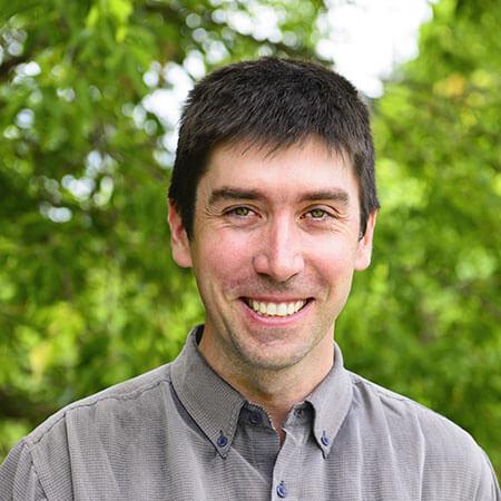 Headshot of Patrick Gilbride
