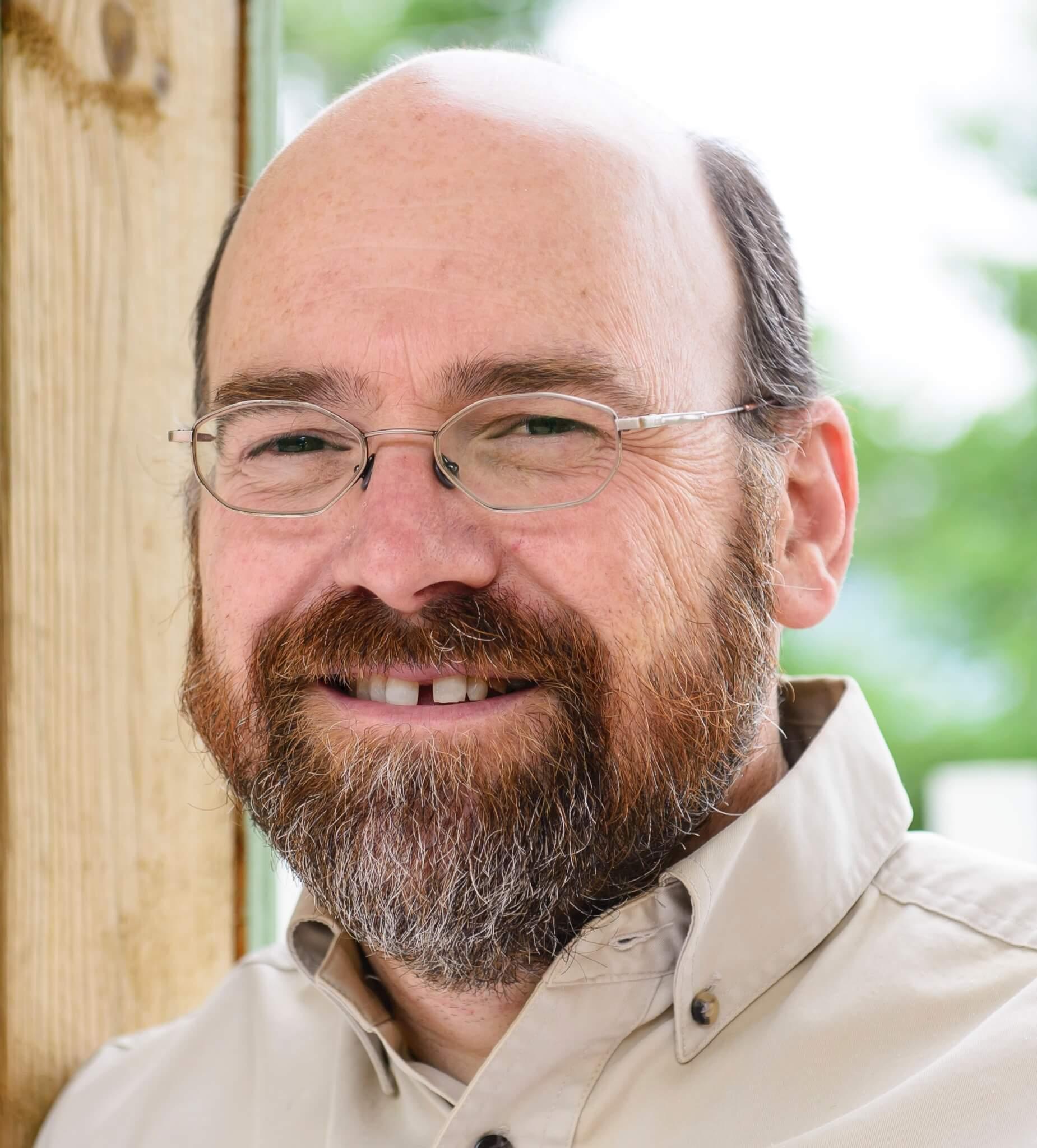 Headshot of Brendan Schaefer
