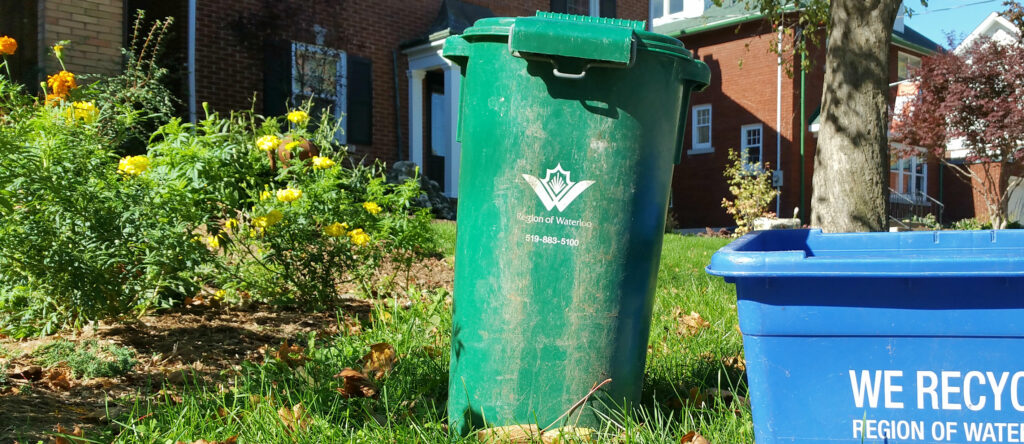 green bin waste reduction zero waste recycling