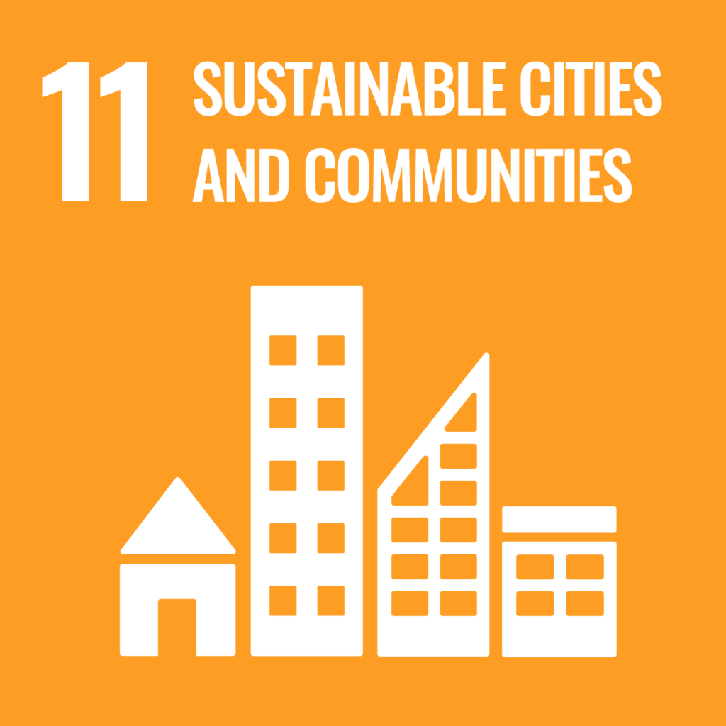 UN Sustainable Development Goal 11 Sustainable Cities and Communities