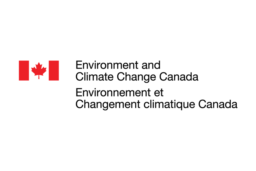 Environment and Climate Change Canada; Environnement et Changement climatique Canada Logo